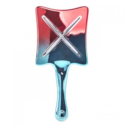 Расческа для сушки феном ikoo paddle X «Розовые облака» — большая