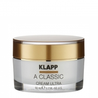Питательный ночной крем Klapp Vitamin A Cream, 50 мл