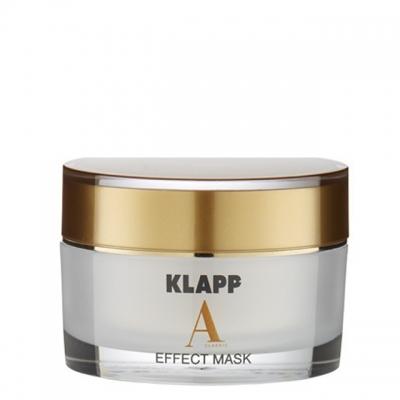 Эффект-маска Klapp Vitamin A Effect mask, 50 мл