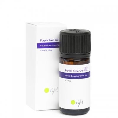 Масло для увлажнения окрашенных волос O'right «Пурпурная роза», 10 мл