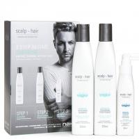 Набор против выпадения Scalp to Hair для натуральных и мужских волос