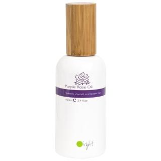 Масло для увлажнения окрашенных волос «Пурпурная роза» O'right Purple Rose Oil, 100 мл