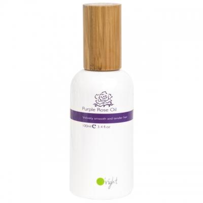 Масло для увлажнения окрашенных волос O'right «Пурпурная роза», 100 мл