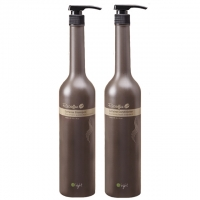Комплект O'right «Укрепление XXL»: шампунь и кондиционер, 1000 мл