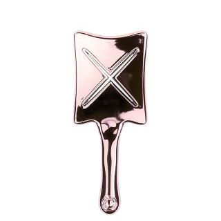 Компактная расческа для сушки феном ikoo paddle X pops metallic manhattan glam «Очарование Манхэттена»