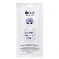 Маска-обертывание для восстановления волос ikoo infusions «Детокс и баланс»,35 г