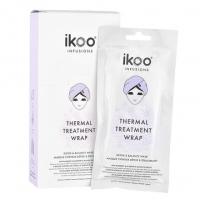 Набор из 5 масок-обертываний для волос ikoo infusions «Детокс и баланс»