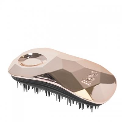 Расческа-детанглер ikoo glamour «Розовое золото» — для дома