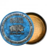 Голубая помада Reuzel сильной фиксации, 340 г