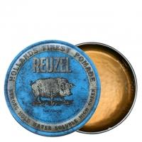 Голубая помада Reuzel сильной фиксации, 113 г
