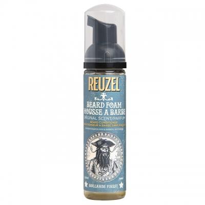 Несмываемая пена для бороды Reuzel, 70 мл