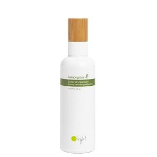 Натуральный сухой шампунь O'right «Лемонграсс» Green Dry Shampoo Lemongrass, 180 мл