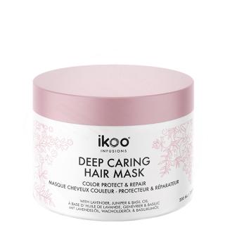 Маска для восстановления волос «Защита цвета и восстановление» ikoo infusions Color Protect and Repair Deep Caring Hair Mask, 200 мл