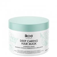 Маска для восстановления волос ikoo «Увлажнение и блеск», 200 мл