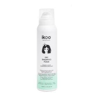 Сухой шампунь-пена «Увлажнение и блеск» ikoo infusions Dry Shampoo Foam Hydrate and Shine, 150 мл
