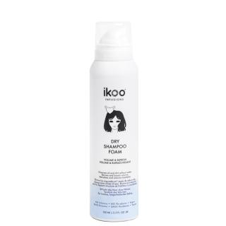 Сухой шампунь-пенка «Объем и свежесть» ikoo infusions Dry Shampoo Foam