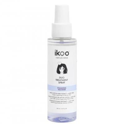 Двухфазный спрей для тонких волос ikoo «Объем», 100 мл