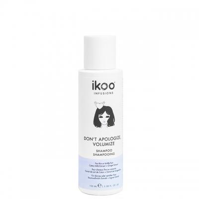 Шампунь для объема тонких волос ikoo Don't Apologize, Volumize, 100 мл