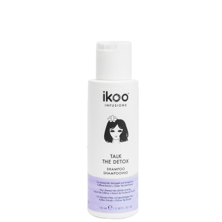 Детокс-шампунь ikoo infusions Talk The Detox Shampoo, 100 мл