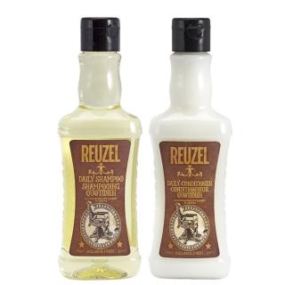 Комплект Reuzel: шампунь и кондиционер для всех типов волос