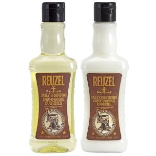 Комплект Reuzel XXL: шампунь и кондиционер для всех типов волос