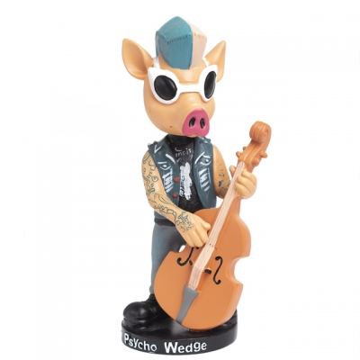 Коллекционная статуэтка Reuzel Psycho Wedge Bobble Head Limited Edition
