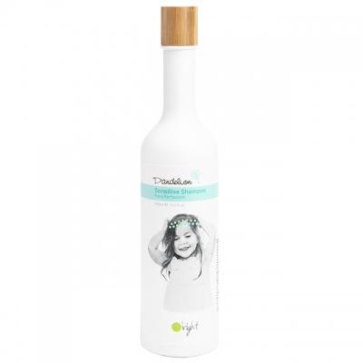 Шампунь для детей и чувствительной кожи головы O'right «Одуванчик», 400 мл
