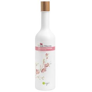 Шампунь для объема «Цветок персика» O'right Peach Blossom, 400 мл