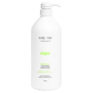 Кондиционер против выпадения Scalp to Hair Revitalise — для тонких окрашенных волос, 1000 мл