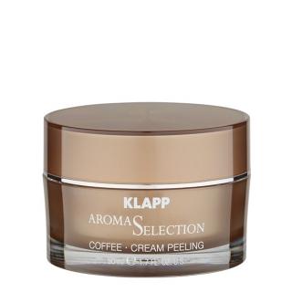 Крем-скраб «Кофе» Klapp Aroma Selection Coffee Cream Peeling, 50 мл