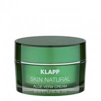 Универсальный крем «Алоэ вера» Klapp Skin Natural Aloe Vera Cream, 50 мл