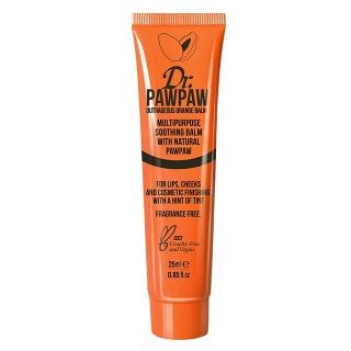 Универсальный бальзам Dr.PAWPAW Orange – оранжевый, 25 мл