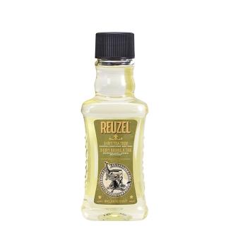 Шампунь, кондиционер и гель для душа Reuzel 3 in 1 Tea Tree Shampoo, 100 мл
