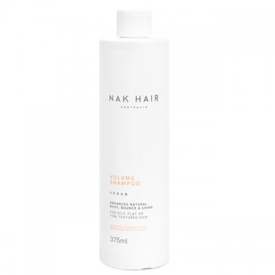 Шампунь для объема тонких волос NAK Volume, 375 мл