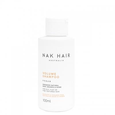 Шампунь для объема тонких волос NAK Volume, 100 мл
