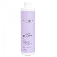 Шампунь «Платиновый блонд» против желтизны волос NAK Platinum Blonde Anti-Yellow, 375 мл