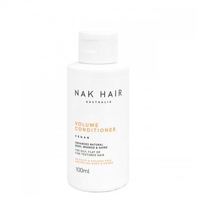 Кондиционер для объема тонких волос NAK Volume, 100 мл