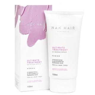 Маска для волос «Восстановление за 60 секунд» NAK Ultimate Treatment, 150 мл