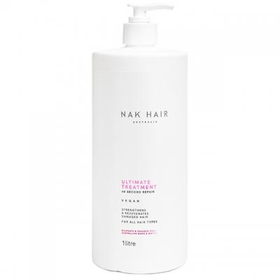 Маска для волос NAK «Восстановление за 60 секунд» NAK, 1000 мл
