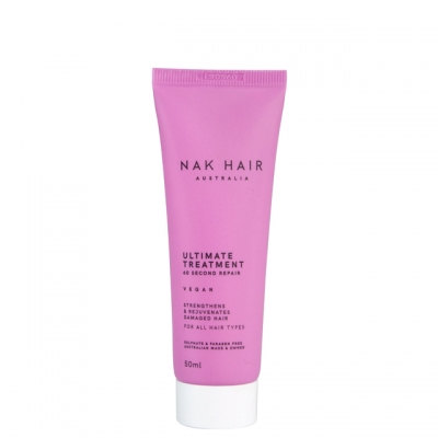 Маска для волос NAK «Восстановление за 60 секунд», 50 мл