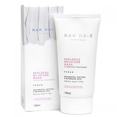 Маска для увлажнения волос NAK Replends Moisture, 150 мл