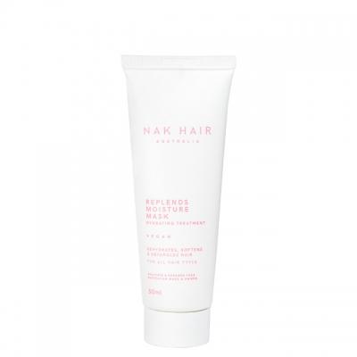 Маска для увлажненяи волос NAK Replends Moisture, 50 мл