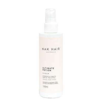 Сыворотка для укладки волос NAK Ultimate Potion, 150 мл