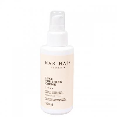 Финишный крем для укладки волос NAK Luxe Finishing Creme, 100 мл