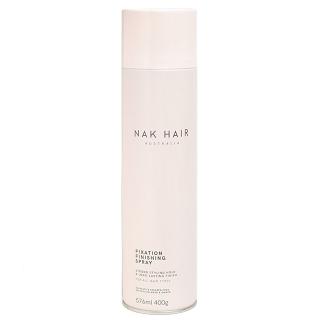 Лак для волос сильной фиксации NAK Fixation Finishing Spray, 400 г