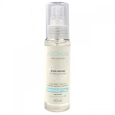 Сыворотка для разглаживания волос Aromas Style Serum, 60 мл