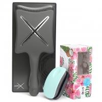 Комплект ikoo duo №5: для сушки и расчесывания волос