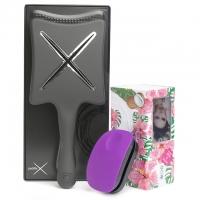 Комплект ikoo duo №7: для сушки и расчесывания волос