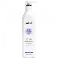 Шампунь для блондинок Aloxxi Violet — против желтизны, 300 мл