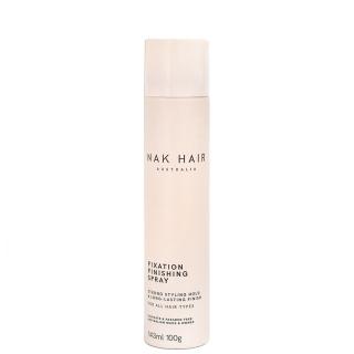 Лак для волос сильной фиксации NAK Fixation Finishing Spray, 143 мл